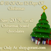 Day # 10 Of Our 12 Days Of Christmas