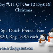 Day # 11 Of Our 12 Days Of Christmas